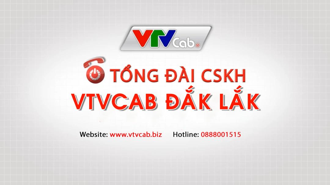 VTVcab Đắk Lắk - Đăng ký lắp truyên hình cáp + Internet VTVcab