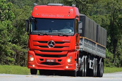 Mercedes-Benz leva vantagem no segmento que mais cresce