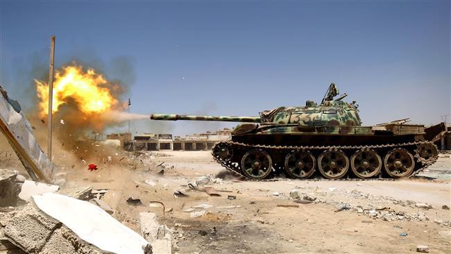 Powerful Libyan General Khalifah Haftar says Benghazi 'liberated' from rival militia