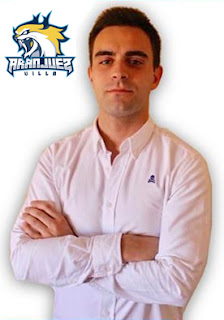 Nacho Moreno Villa Aranjuez Baloncesto