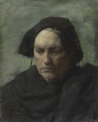 Mère de l'artiste, Colleen Barry
