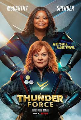 Thunder Force 2021 Dual Audio Hindi 720p WEB-DL ESubs Download