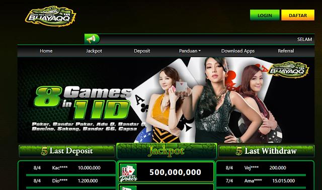 Ini Dia Situs Poker Terbaik Yang Harus Kamu Pilih | BUAYAQQ