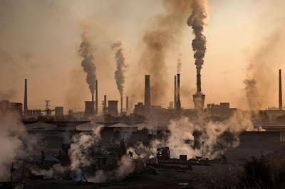 जगातील सर्वाधिक प्रदूषित शहर