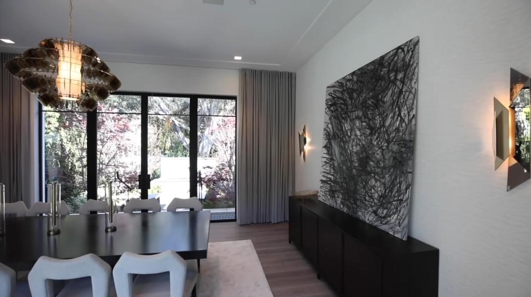 70 Interior Design Photos vs. 1000 Laurel Way, Beverly Hills, CA Ultra Luxury Home Tour