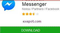Facebook Messenger download for Nokia E63 free