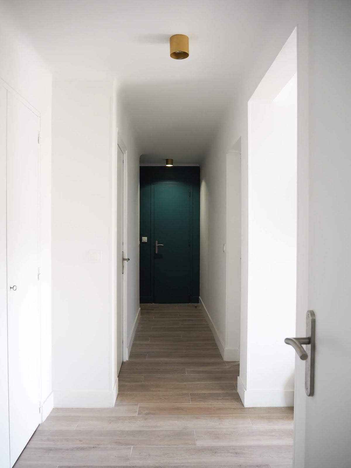 décoration d'intérieur - aix en provence - ilaria fatone- maison paulette - couloir
