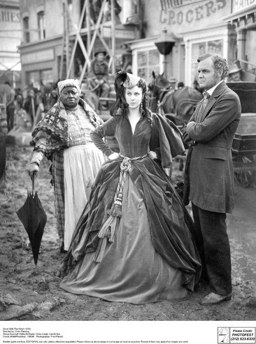 Gone With The Wind Scarlett O'Hara Vivien Leigh movieloversreviews.filmiinspector.com