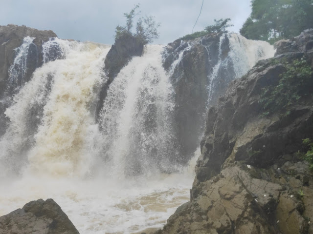 The Roar of Gundicha Ghai Waterfall