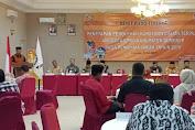 Gelar Rapat Pleno, KPU Sumenep Tetapkan 50 Anggota DPRD Terpilih Periode 2019-2024