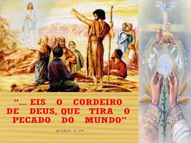 """Devocional do dia: Porque jesus é chamado de """"Cordeiro de Deus""""?"""