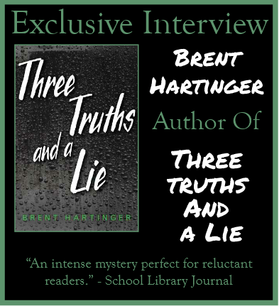Brent Hartinger Author Of Three Truths And A Lie On The No To