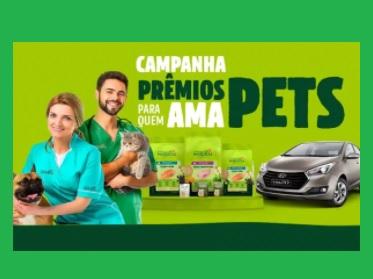 Cadastrar Promoção Guabi NATURAL 2021 Prêmios Quem Ama Pets