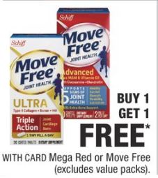 Mega Red or Move Free.