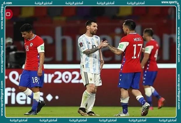 كوبا امريكا 2021: منتخب الأرجنتين يتعادل رغم هدف ميسي
