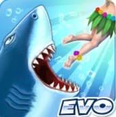 Hungry Shark Evolution Mod Apk Unlimited Money
