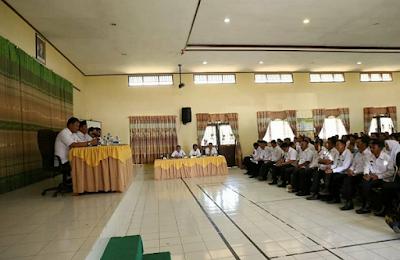 Pemkab Lampung Barat Gelar Pengarahan Peratin dan LHP