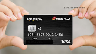 Block ICICI Bank Credit Card by SMS