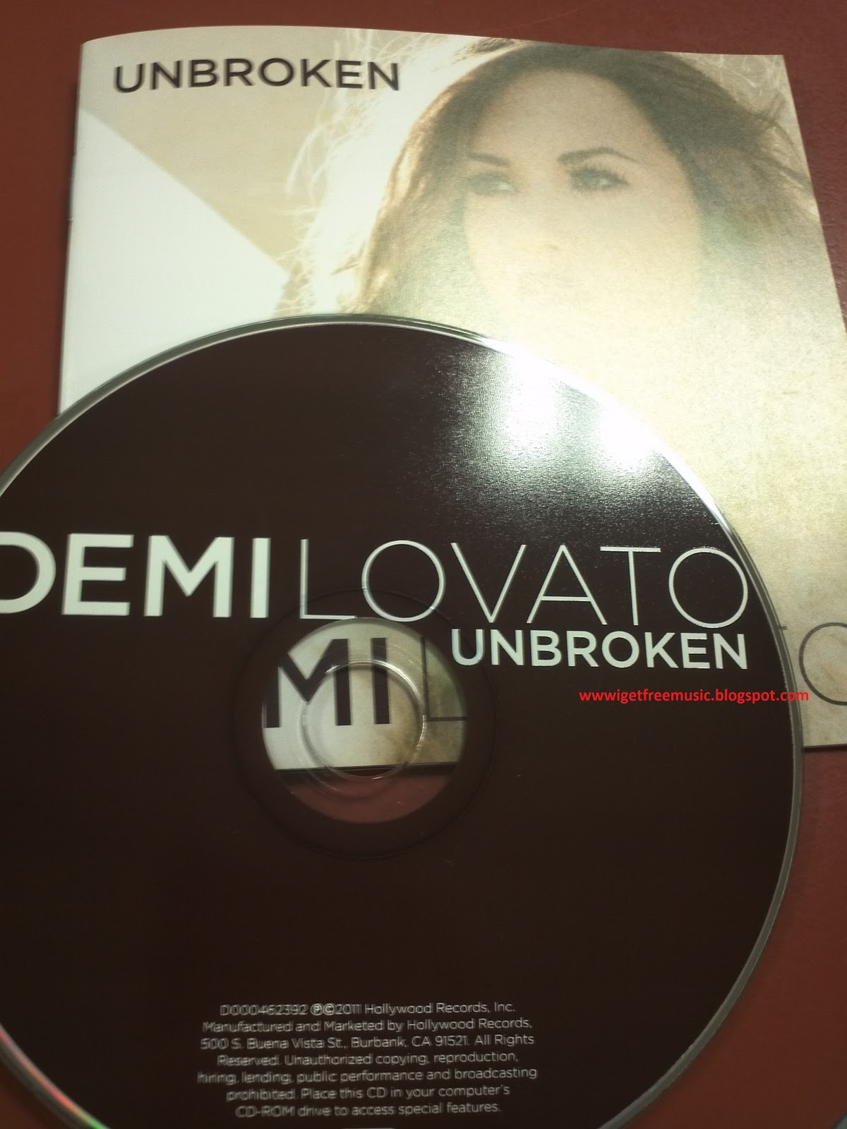 Demi Lovato Titel
