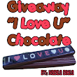 "Giveaway: ""I love You"" Chocolate"