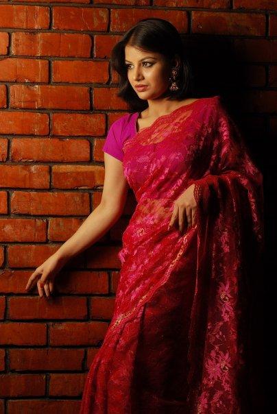 Bangladeshi Actress Model Singer Picture Farhana Nisho -7791