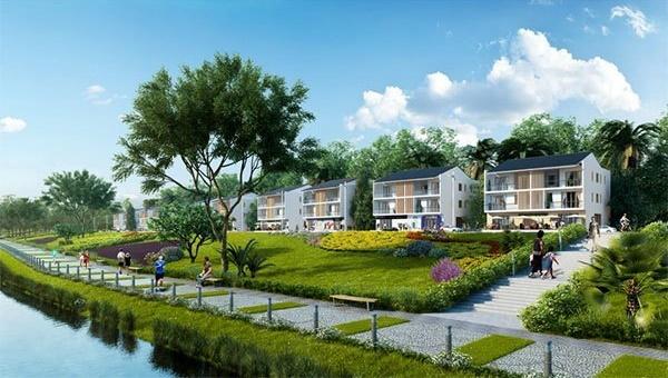 Biệt thự Vinhomes Nam An Khánh