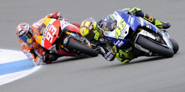 Jadwal MotoGP tahun 2020 - Musim Terakhir Valentino Rossi Balapan