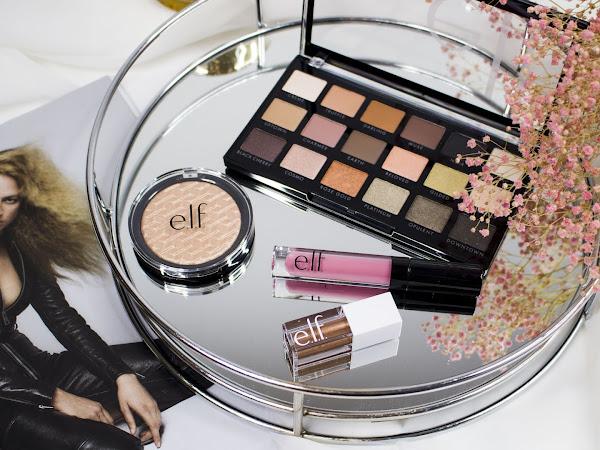 Nude-Look mit e.l.f. Cosmetics