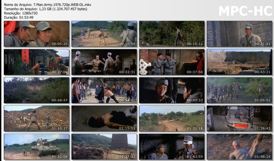 SEVEN MAN ARMY (LEGENDADO/720P) – 1976 Mini