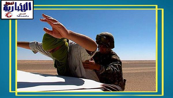 شاهد ارهابي يسلم نفسه للسلطات العسكرية بتمنراست