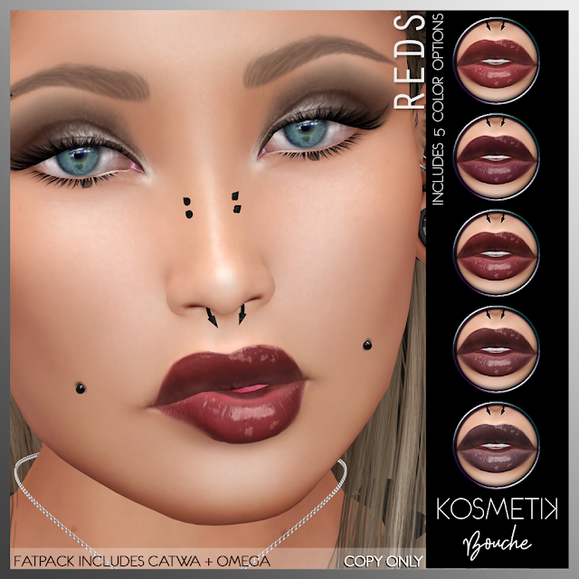 .kosmetik at The Makeover Room [JUN 01]