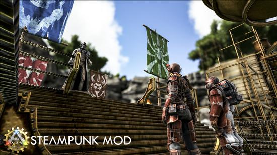 Video games: ARK: Survival Evolved offer financial support