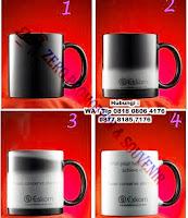 jual Mug bunglon, Mug Ajaib, mug Berubah warna, Mug Magic, Mug Setan