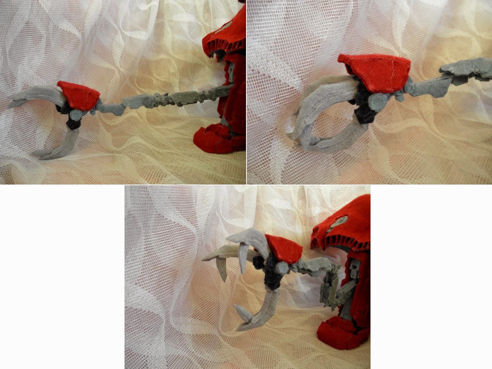Paper Craft Shamblo Quotpaper Clay Version Feltquot Gundam