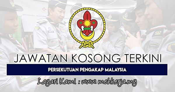 Jawatan Kosong Terkini 2019 di Persekutuan Pengakap Malaysia