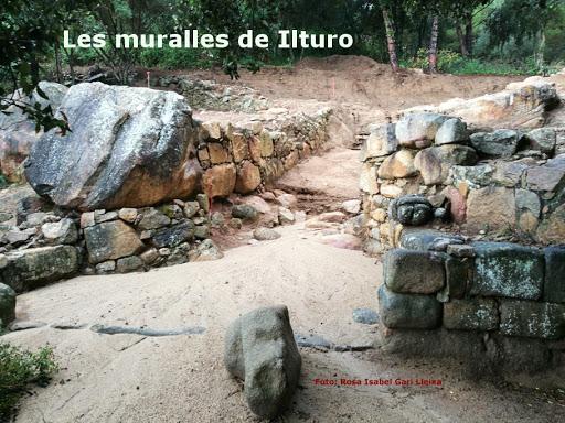 Les muralles de Ilturo