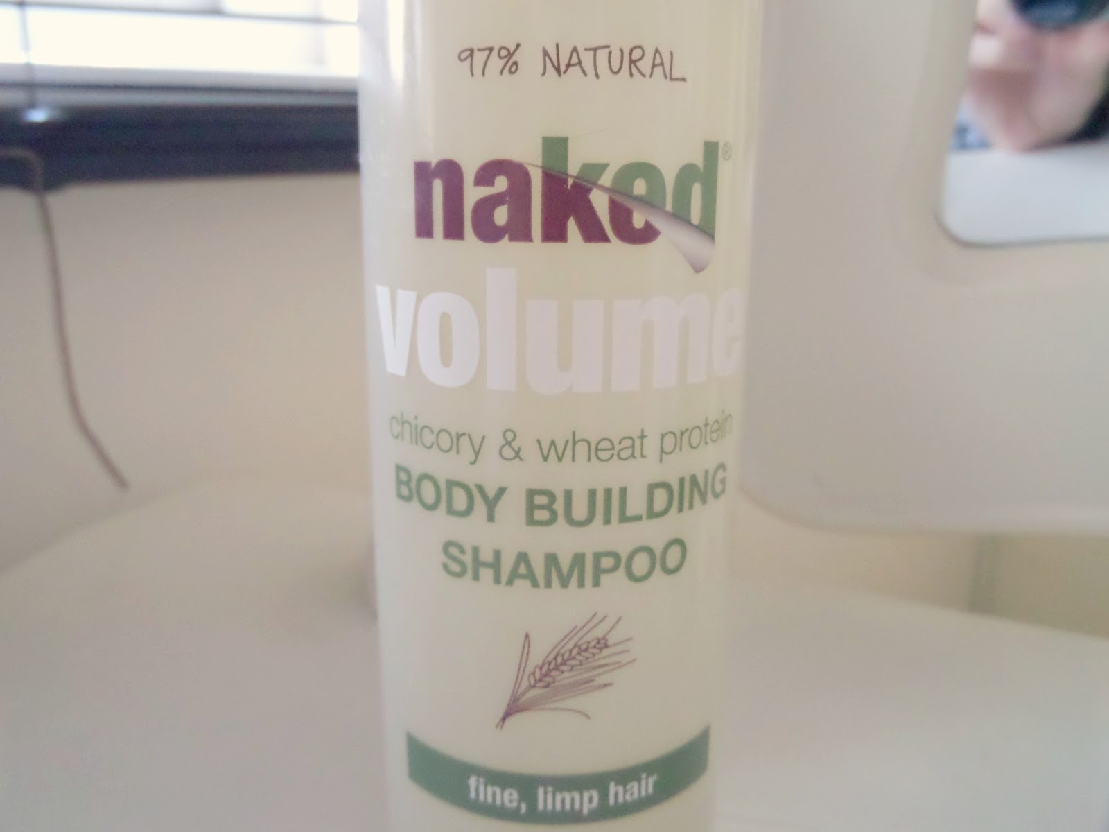 Naked Volume Body Building Shampoo
