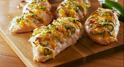 Jalapeno Popper Stuffed Chicken Nails Magazine