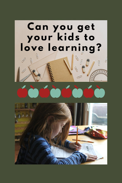 Can You Get Your Kids To Love Learning?