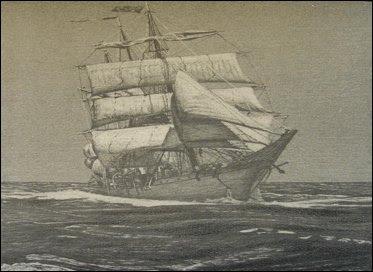 Generic Colonial era sailing ship