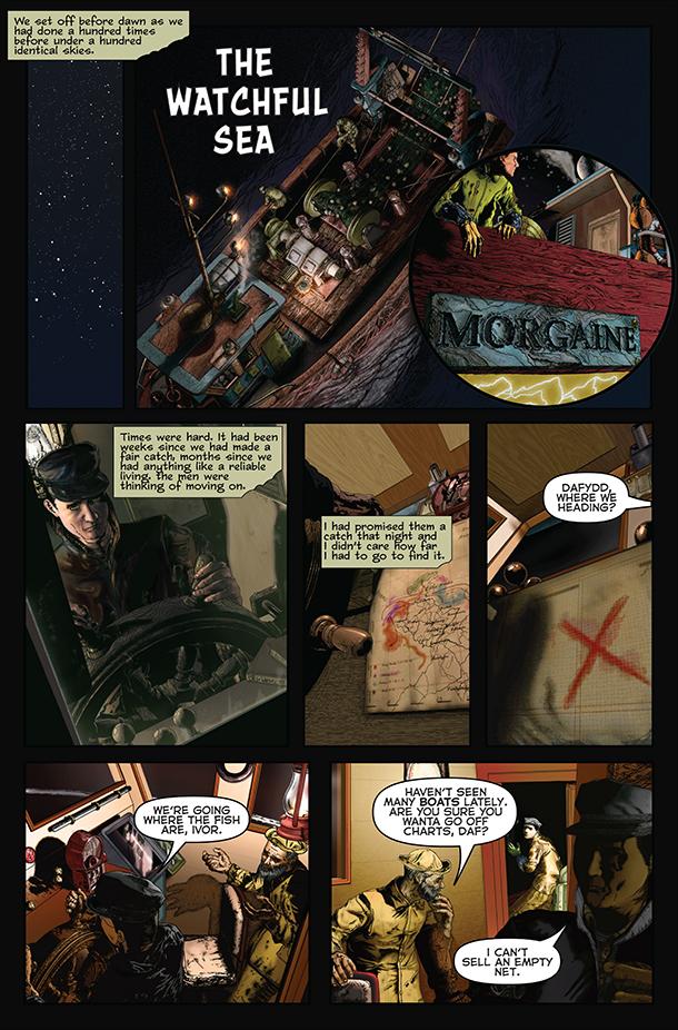 Classic Horror Comics - 4