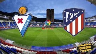 Эйбар - Атлетико М смотреть онлайн бесплатно 18 января 2020 прямая трансляция в 23:00 МСК.