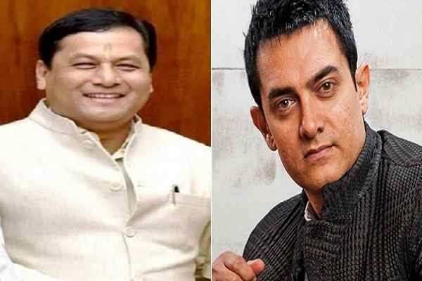 assam-cm-sarbananda-sonowal-thanks-aamir-khan-for-help-flood