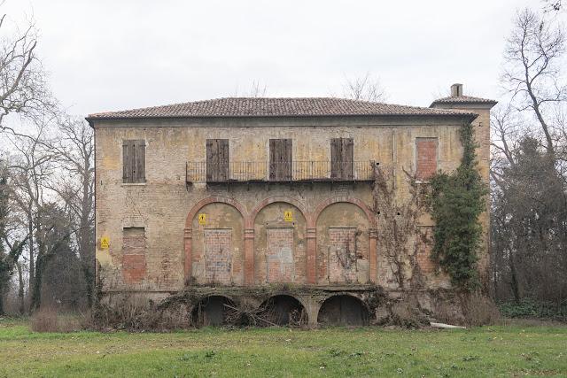 La strega di Villa Magnoni - ph Matteo M. Santoni