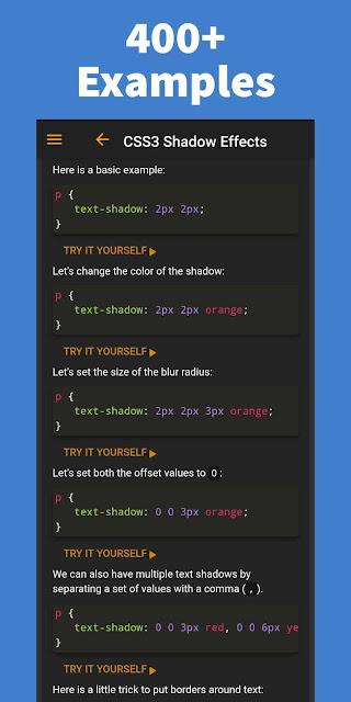 تعلم CSS من البدايه الي الاحتراف للاندرويد