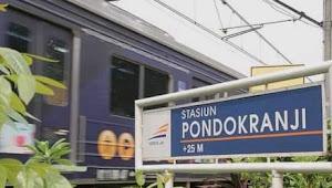 PT. KAI Lakukan penataan dan pengembangan di Stasiun Pondok Ranji