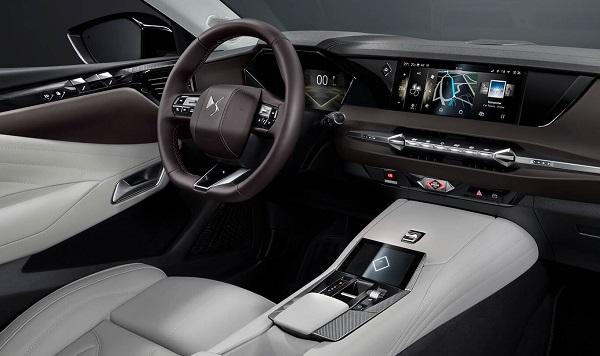 Interior DS 4 2022