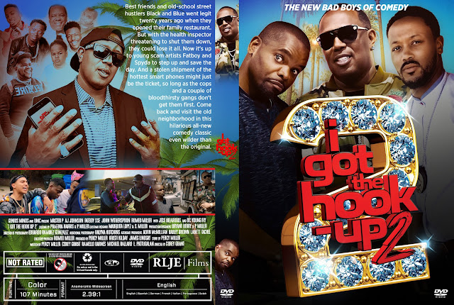 I Got the Hook Up 2 DVD Cover