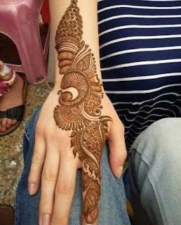 Henna pics