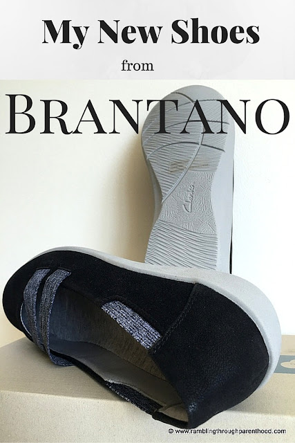 My New Shoes from Brantano